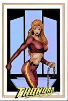 Thundra_color version by MichaelBair