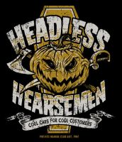 Headless Hearsemen by Heartattackjack