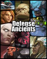 DotA (GTA 4 Cover Style) by phihung940