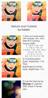 Naruto Icon Tutorial by Blackbird97