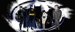 Batman Returns by Alexbadass