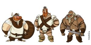 Vikings by the-Tooninator