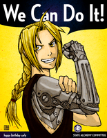 We Can Do It - FMA by BlackKrogoth