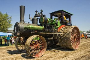 Traction Steam Engines 08 by cthacker