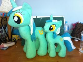 lyra overload by SwiftStitchCreations