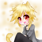 Neko!Yohio by Rainbow-fiedKitty