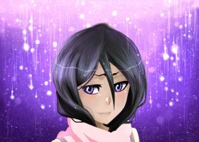 Rukia radiance by DarraChese