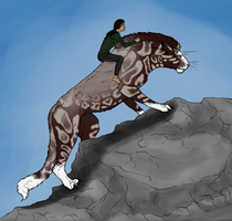 Climbing Ever Higher by ReaWolf