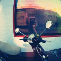 .:Moped:. by Camaryn