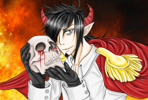 Lucifer - King of Hell by Rushifa-sama