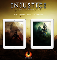 Injustice: Gods Among Us by sickhammer