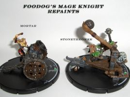 My repaints 3 by FooDogTenchi