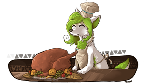 Happy Thanksgiving! by Panai