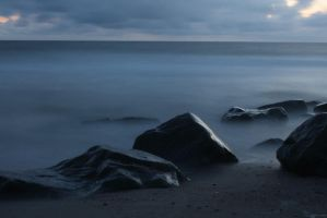 north sea time exposure III by FreSch85