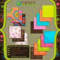 Scrapbook Hub June Colour Kit by relliurad
