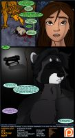 The Realm of Kaerwyn Issue 8 Page 77 - The End by JakkalWolf
