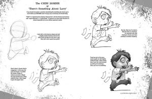 How To Chibi Zombie by joewight