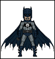 Black Lantern - Batman by dannysmicros