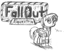 Fallout: Equestria Logo by Acesential