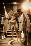 Guardian Angel II by 35-Elissandro