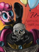 watcher thank you by Bloodkiaser923