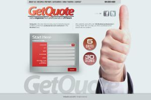 Web Getquote by sounddecor