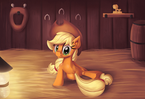 Applejack Appreciation Day by thediscorded