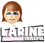 Mii Profile Icon - Larine by Kulit7215