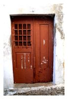 Castelo de Vide Old Door by FilipaGrilo