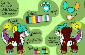 Cola Reference (Updated) 2013 by DrawLiekMad
