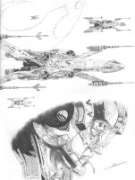 Rogue Squadron, Star Wars by max--tux