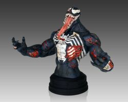 Venom-Zombie-Mini-Bust-2 by BLACKPLAGUE1348