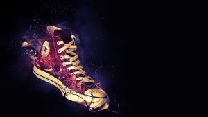Converse Wallpaper by kaki-tori