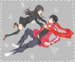 - Kagerou Project - Your colorful smile. by Mara-n