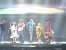 Super Junior band by niksqiky