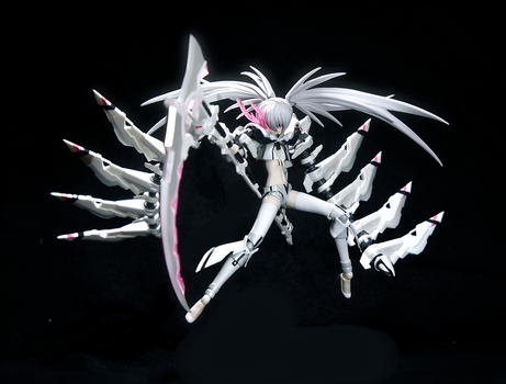 WHITE ROCK SHOOTER by Solastyre