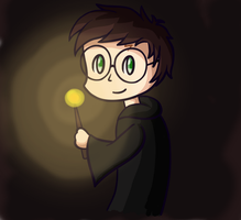Harry Potter by White-Spark