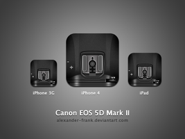Canon EOS 5D Mark II for iOS by AlexanderLoginov