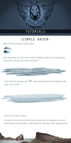 Tutorial - ESSENTIALS - Simple Water by Esquitax