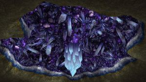 Rift : Geode Roof by Anuxinamoon