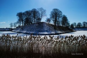 Corner of Kastellet by WorldsInWorld