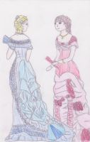 Victorian Dresses by cupcakemaiden