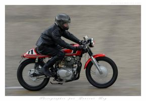 Honda CB 350 - 004 by laurentroy