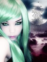 When Cicadas Cry. Mion by hellmarry