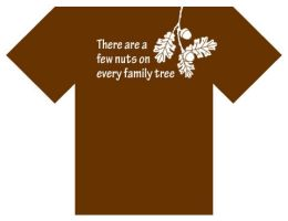Family Tree Holiday Shirts by squirrelfire