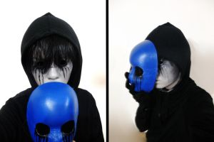 Eyeless Jack COSPLAY by MHD0524