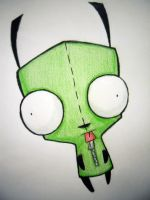 Cute Gir by Fallenpeach