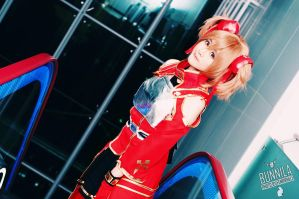 Cosplay - SAO Silica sword art online 5 by Korixxkairi