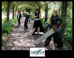 Final Fantasy-Advent Children by KellyJane