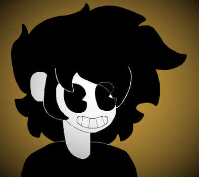 Tristan In Bendy And The Ink Machine by tristananimation